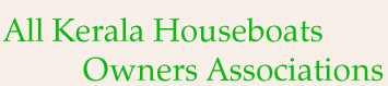 All Kerala Houseboats Owners Association